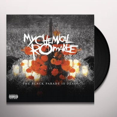 My Chemical Romance BLACK PARADE IS DEAD Vinyl Record