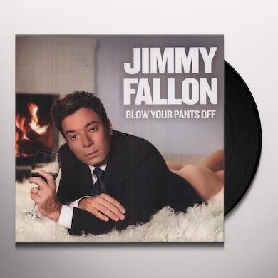 Jimmy Fallon BLOW YOUR PANTS OFF Vinyl Record
