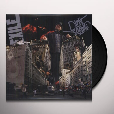 Exile DIRTY SCIENCE Vinyl Record
