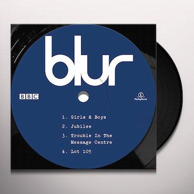 Blur Live at The BBC Vinyl Record