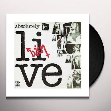 Dzem ABSOLUTELY LIVE Vinyl Record