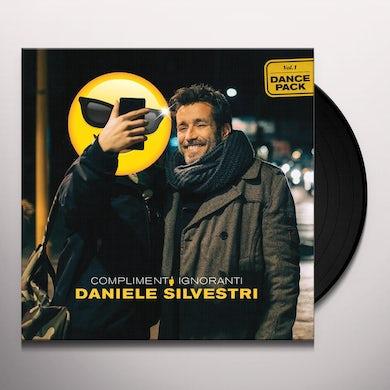Daniele Silvestri COMPLIMENTI IGNORANTI Vinyl Record