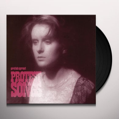 PROTEST SONGS Vinyl Record