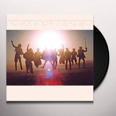 Edward Sharpe & The Magnetic Zeros UP FROM BELOW REMASTERED Vinyl Record