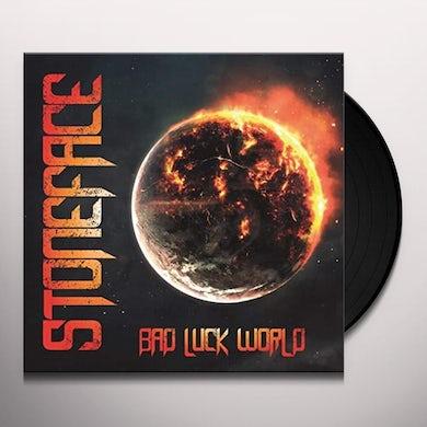 Stoneface BAD LUCK WORLD Vinyl Record