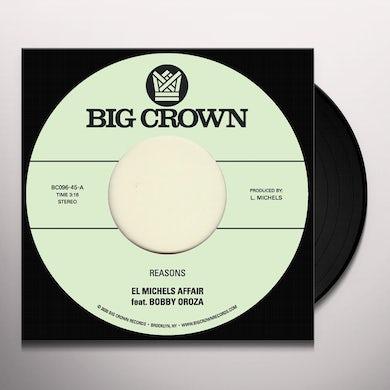 El Michels Affair REASONS / HIPPS Vinyl Record