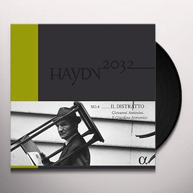 032: IL DISTRATTO VOL 4 Vinyl Record