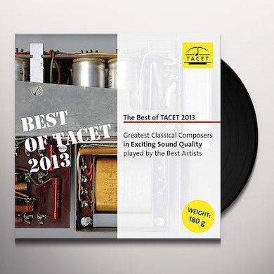 Beethoven / Stuttgart Chamber Orchestra BEST OF TACET 2013 Vinyl Record