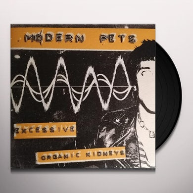 EXCESSIVE / ORGANIC KIDNEYS Vinyl Record