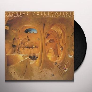 Andrea Vollenweider CAVERNA MAGICA Vinyl Record