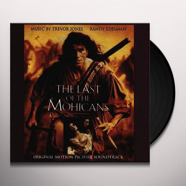 LAST OF THE MOHICANS / O.S.T. (GER) LAST OF THE MOHICANS / Original Soundtrack Vinyl Record