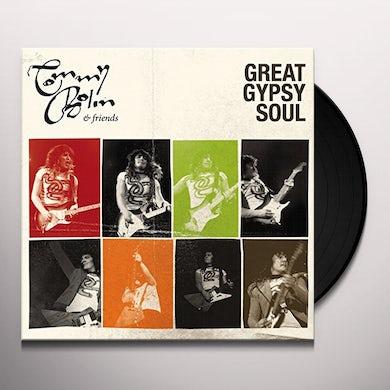 Tommy Bolin & Friends GREAT GYPSY SOUL Vinyl Record