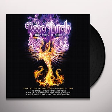 Deep Purple PHOENIX RISING Vinyl Record