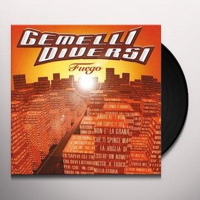 FUEGO Vinyl Record