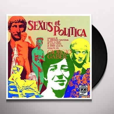 SEXUS ET POLITICA Vinyl Record