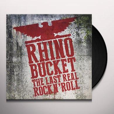 LAST REAL ROCK N ROLL Vinyl Record