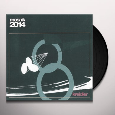 Kreidler MOSAIK 2014 Vinyl Record