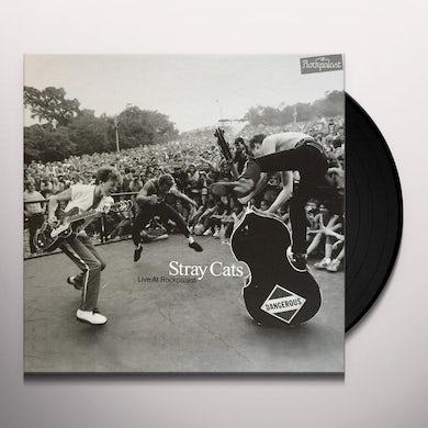 Stray Cats LIVE AT ROCKPALAST 1981 & 1983 Vinyl Record