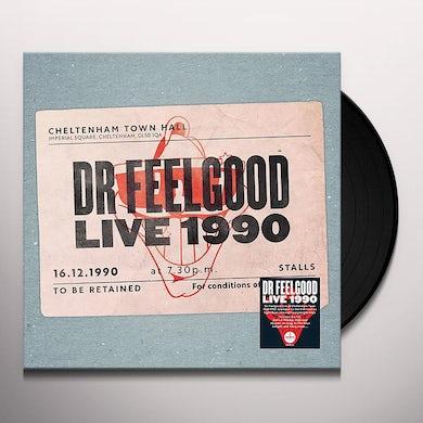 DR FEELGOOD: LIVE 1990 AT CHELTENHAM TOWN HALL Vinyl Record