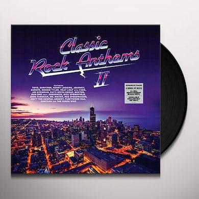 Classic Rock Anthems 2 / Various Vinyl Record