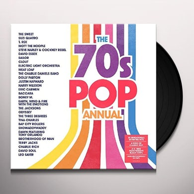 70S Pop Annual / Various Vinyl Record
