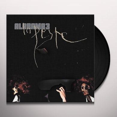 Alabama 3 LA PESTE Vinyl Record