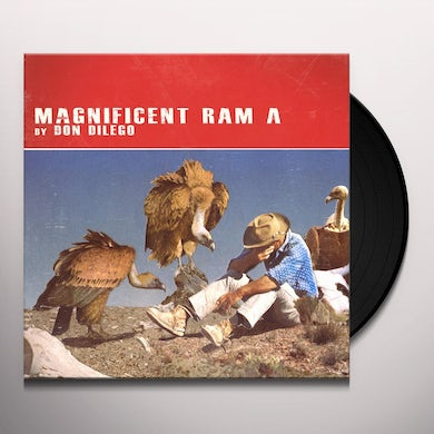 Don Dilego MAGNIFICENT RAM A Vinyl Record