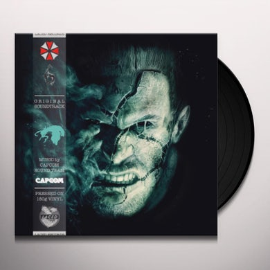 RESIDENT EVIL 6 / Original Soundtrack Vinyl Record