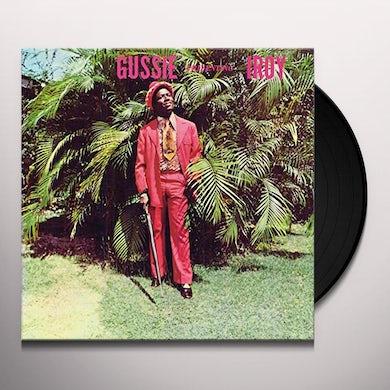 GUSSIE PRESENTING I ROY Vinyl Record
