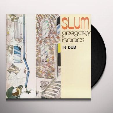 Gregory Isaacs SLUM IN DUB Vinyl Record