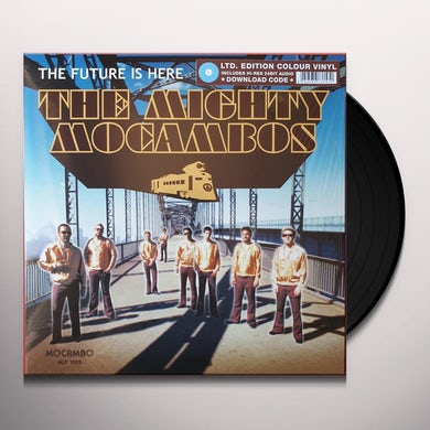 The Mighty Mocambos PHYSIQUE Vinyl Record