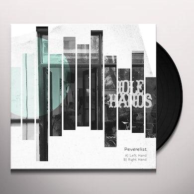 Peverelist IDLE050 Vinyl Record