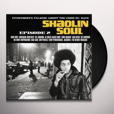 SHAOLIN SOUL EVERYBODY 2 / VARIOUS Vinyl Record