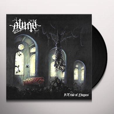 Binah TRIAD OF PLAGUES Vinyl Record