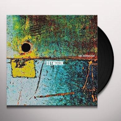 Nik Kershaw OXYMORON Vinyl Record