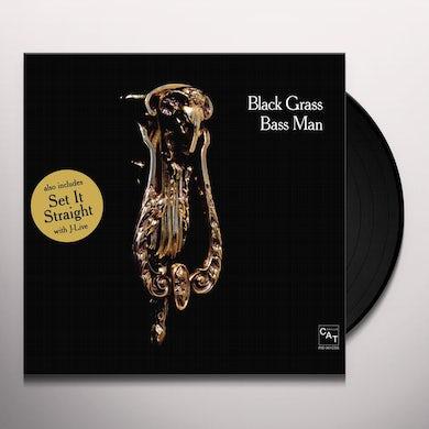Black Grass BASS MAN Vinyl Record