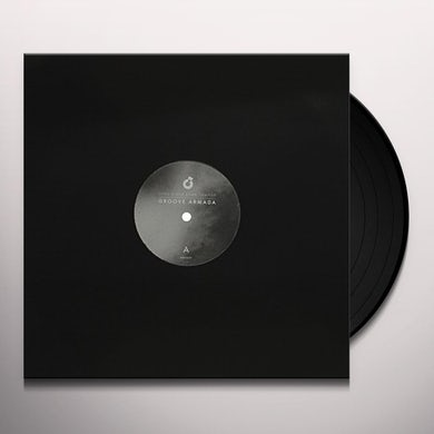 Groove Armada LITTLE BLACK BOOK SAMPLER Vinyl Record