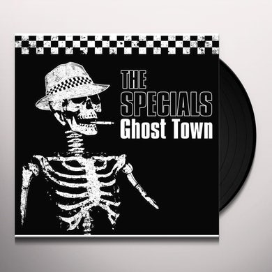The Specials GHOST TOWN (40TH ANNIVERSARY HALF SPEED MASTER) Vinyl Record