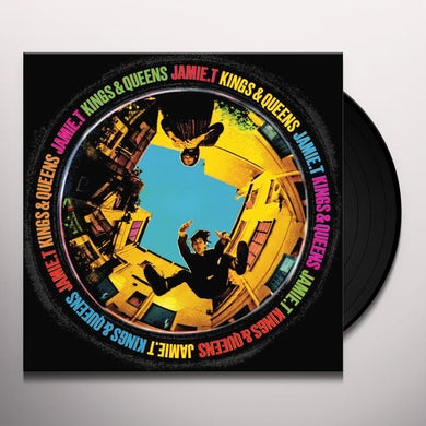 Jamie T KINGS & QUEENS Vinyl Record