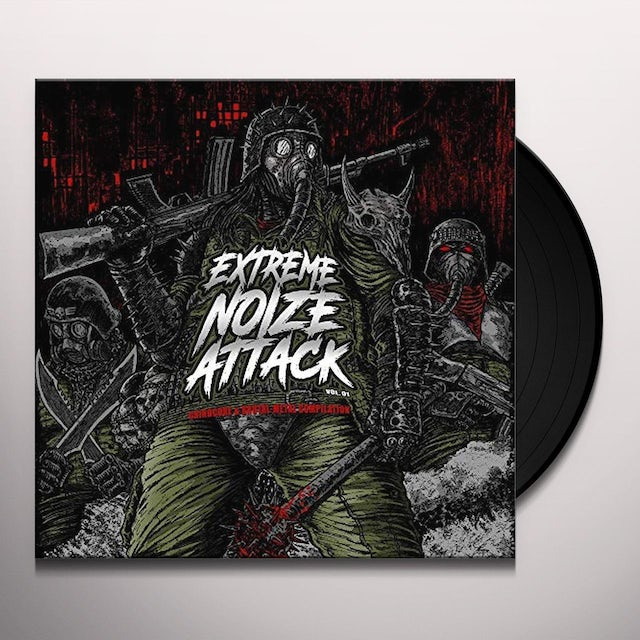 Extreme Noize Attack Vol. 01 / Various