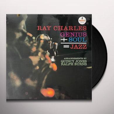 GENIUS + SOUL = JAZZ Vinyl Record