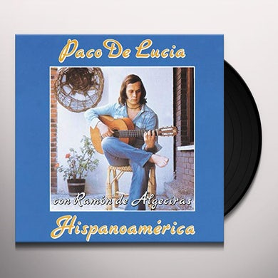 HISPANOAMERICA Vinyl Record