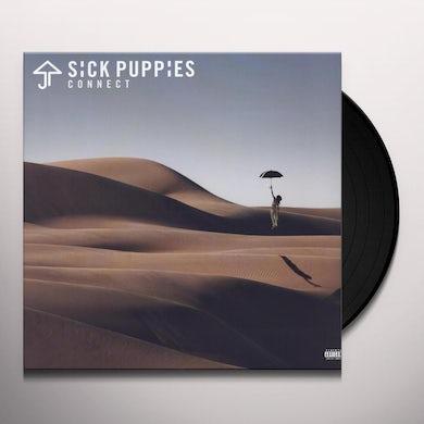 Sick Puppies CONNECT Vinyl Record