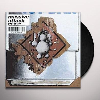 Massive Attack PROTECTION Vinyl Record