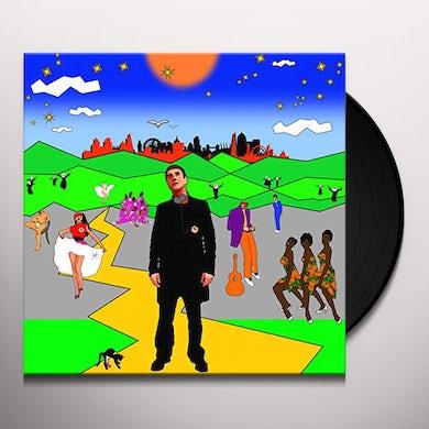Etienne Daho LE JARDIN (RADIO EDIT) / LES BAISERS ROUGES Vinyl Record