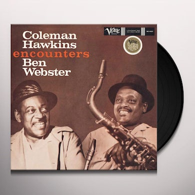 ENCOUNTERS BEN WEBSTER Vinyl Record