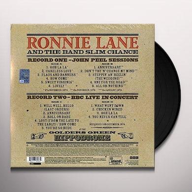 Ronnie Lane AT THE BBC Vinyl Record