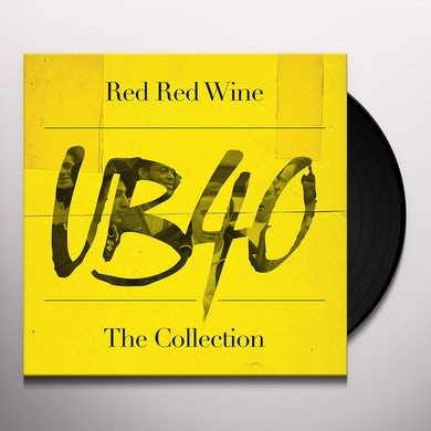 Ub40 RED RED WINE: THE COLLECTION Vinyl Record