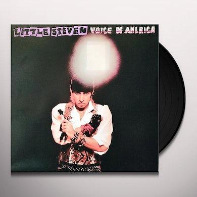 Little Steven Voice Of America (LP) Vinyl Record