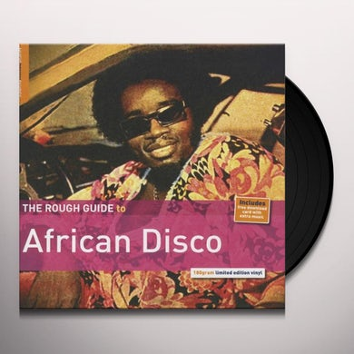 ROUGH GUIDE TO AFRICAN DISCO / VARIOUS Vinyl Record